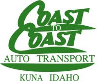 Coast To Coast Auto Transport Logo