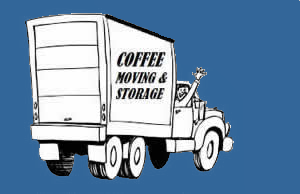 Coffee's Moving and Storage Logo
