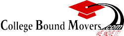 College Bound Movers Logo