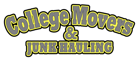 College Movers & Junk Hauling Logo
