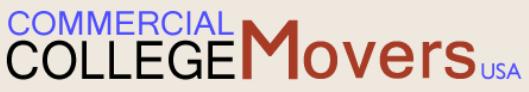 College Movers USA Logo