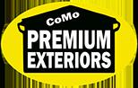 CoMo Premium Exteriors Logo