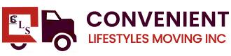 Convenient Lifestyles Moving Inc. Logo