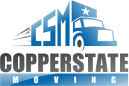 Copperstate Moving LLC Logo