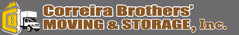 Correira Brothers' Moving & Storage Logo