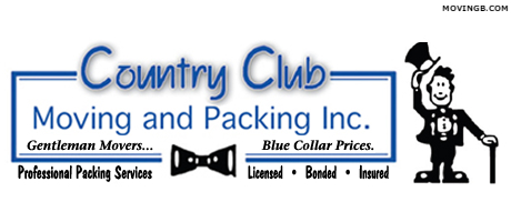 Country Club Moving & Packing Inc Logo