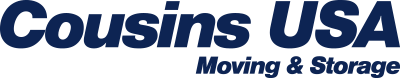 Cousins USA Moving & Storage Logo