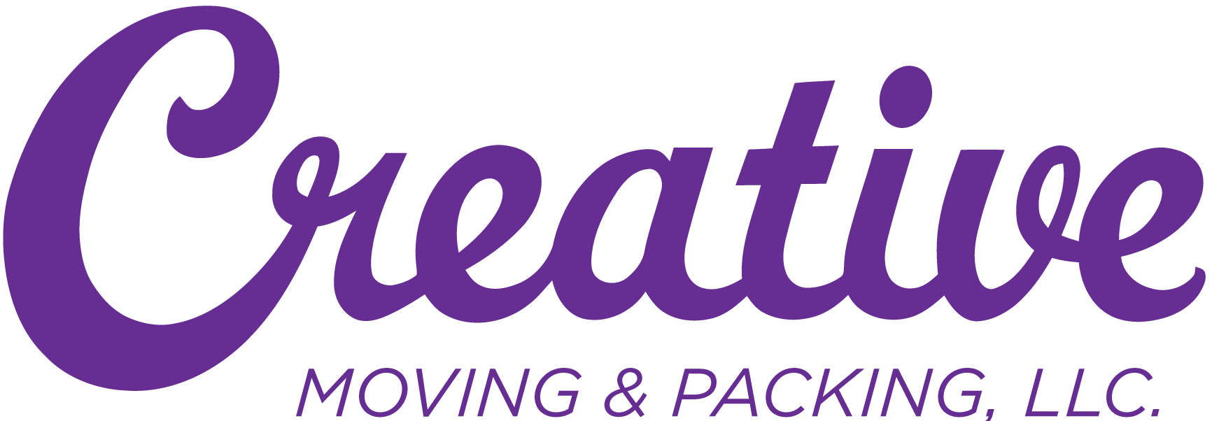 Creative Moving and Packing, LLC Logo