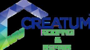 Creatum Roofing and Repair Logo