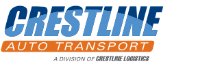 Crestline Auto Transport Logo