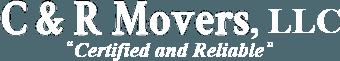 C & R Movers, LLC Logo