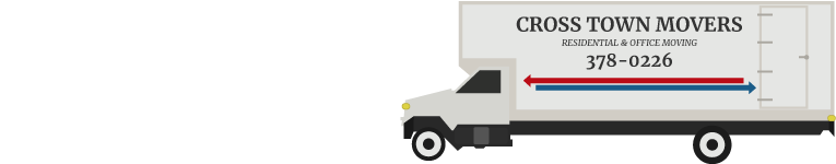 Cross Town Movers Logo