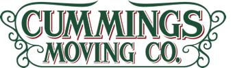 Cummings Moving Company Logo