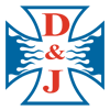 D & J Machine Movers Logo