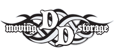D&D Moving and Storage, Inc. Logo