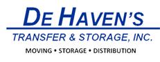 DeHaven's Moving & Storage Logo