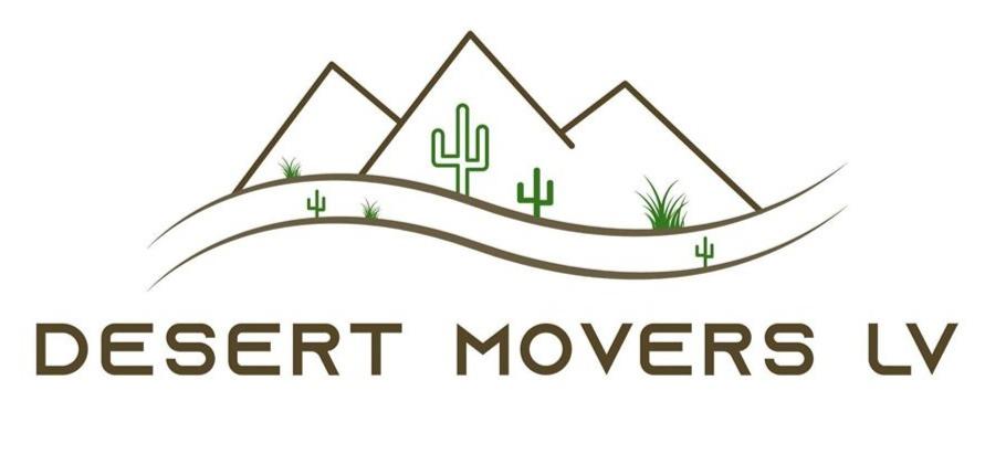 Desert Movers LV Logo