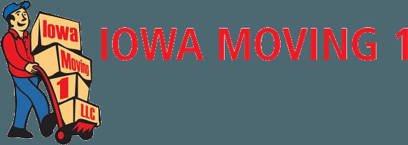 Iowa Moving 1 Logo
