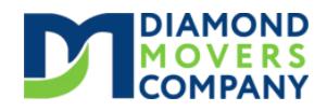 Diamond Movers Logo