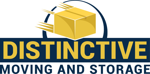 Distinctive Moving and Storage Logo