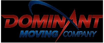 Dominant Moving Company  Logo