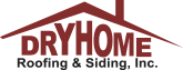 DryHome Roofing & Siding, Inc. Logo