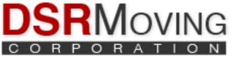 DSR Moving Corporation Logo
