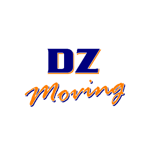 DZ Moving and Storage Logo