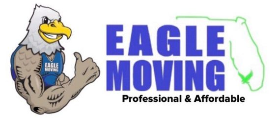 Eagle Moving Logo