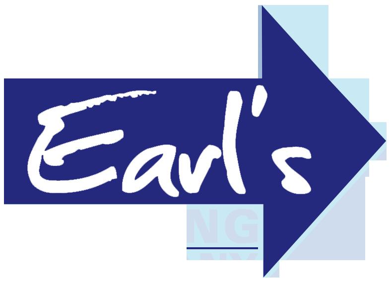Earl's Moving Co Birmingham Logo