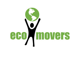 Eco Movers Moving Logo