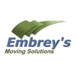 Embrey's Moving Solutions  Logo