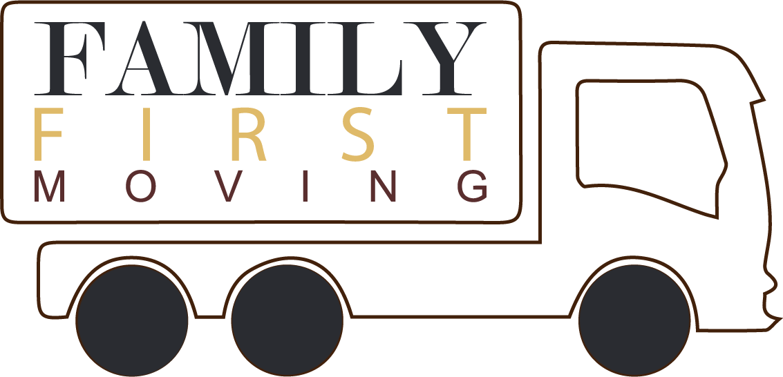 Family First Moving Fayetteville NC Logo