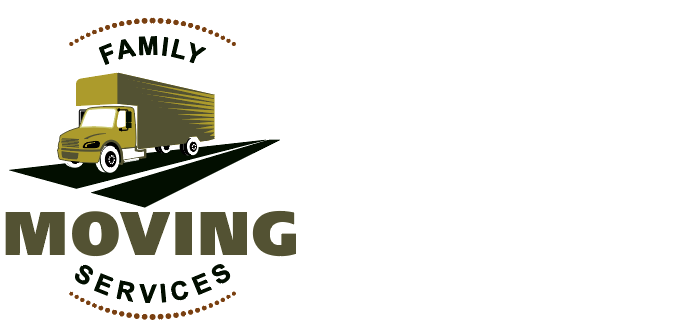 Family Moving Services Logo