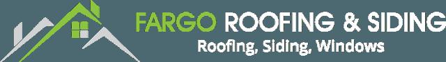 Fargo Roofing & Siding Logo