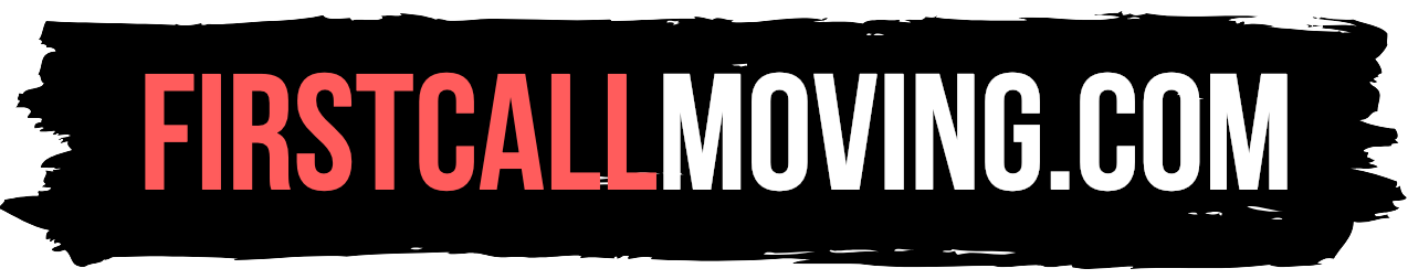 First Call Moving Logo