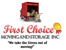 First Choice Moving & Storage Logo