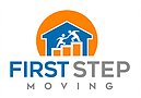 First Step Moving Logo