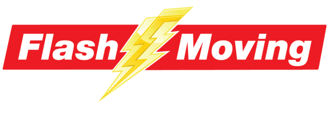 Flash Moving Logo