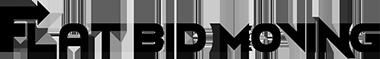 Flat Bid Moving  Logo