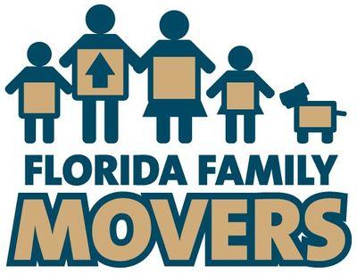 Florida Family Movers Logo