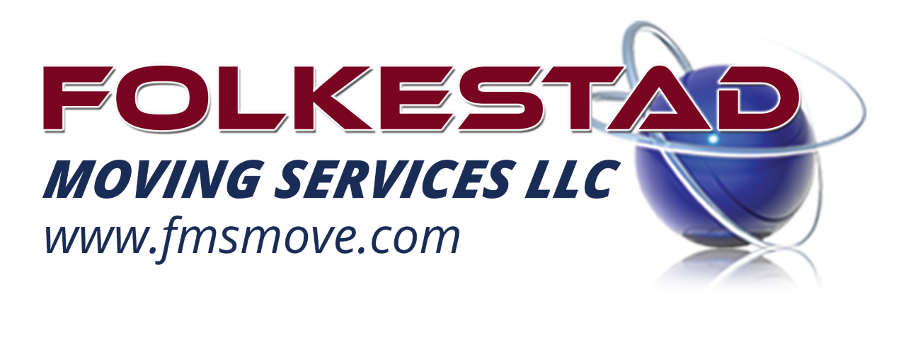 Folkestad Moving Services, LLC Logo