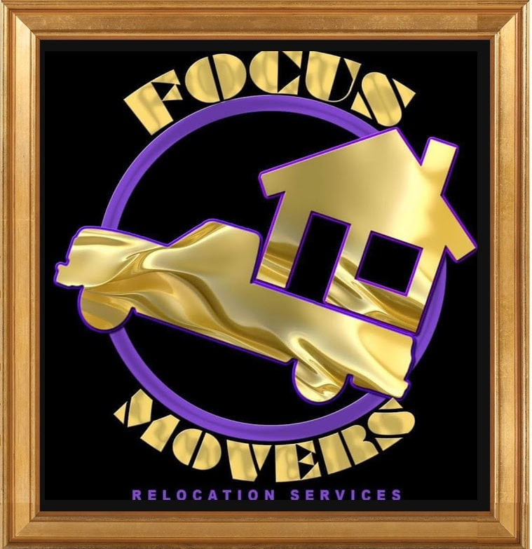 Focus Movers Relocation Service Logo