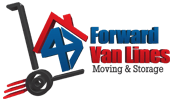 Forward Van Lines Moving & Storage Services Logo