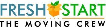 Fresh Start - The Moving Crew Logo