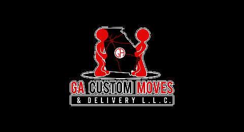 GA Custom Moves & Delivery L.L.C. Logo