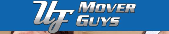UF Mover Guys  Logo