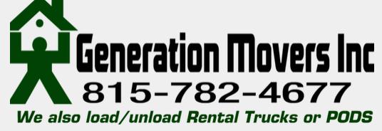 Generation Movers Inc. Logo