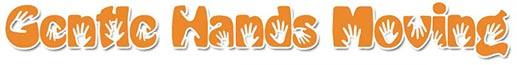 Gentle Hands Moving  Logo