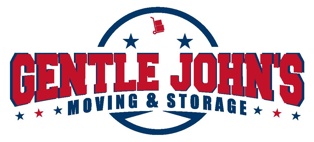 Gentle John's Moving & Storage Logo
